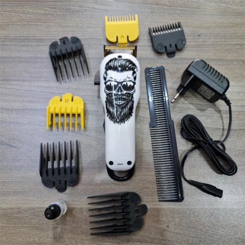 Tông đơ cắt tóc chuyên nghiệp bestbomg râu trắng