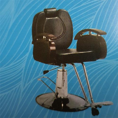 Ghế cắt tóc nam tay gỗ 528