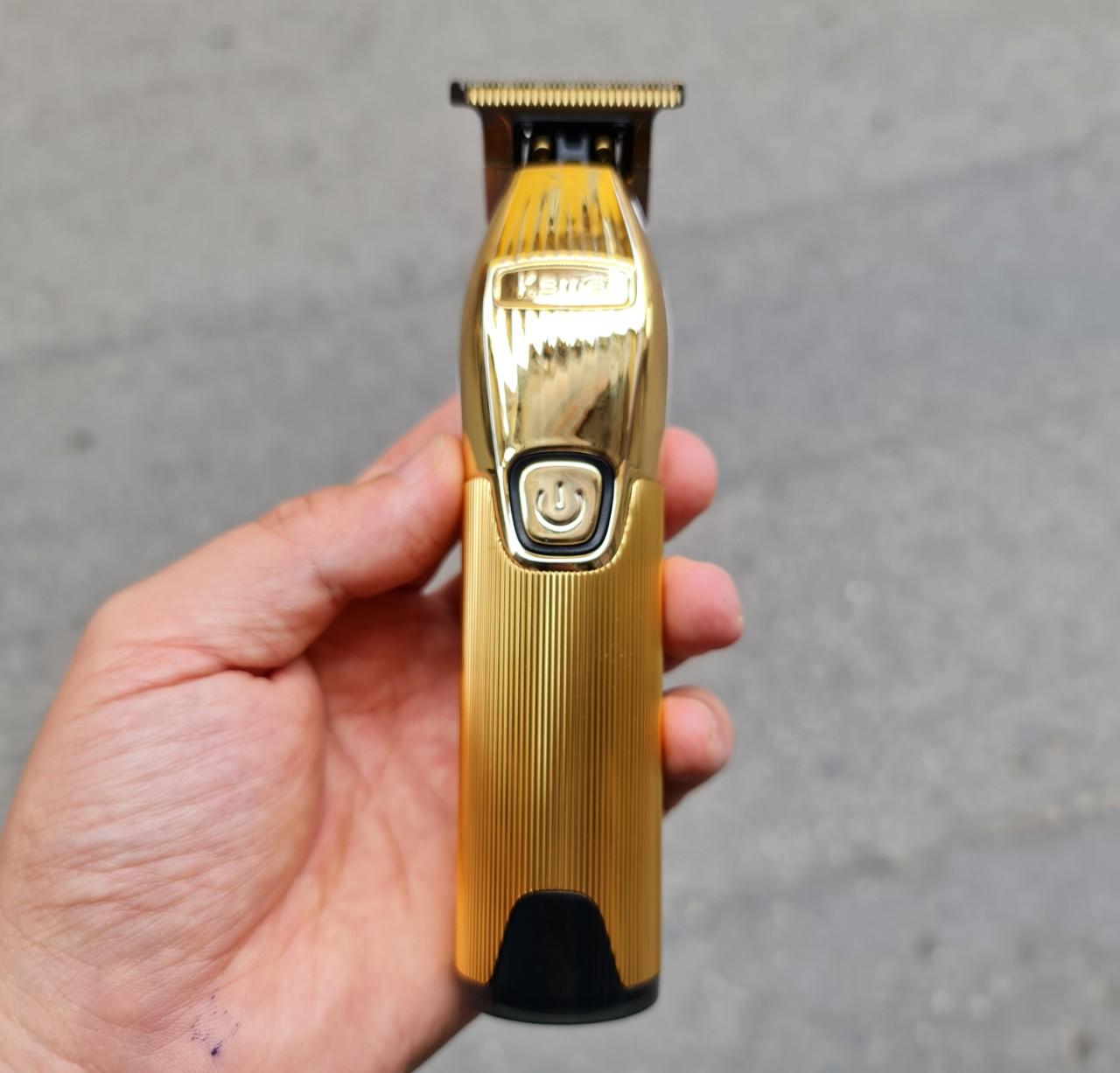 Tông đơ cắt tóc viền KM-i32S