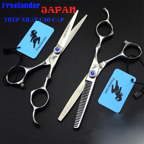 Bộ kéo cắt tóc nhật 6.0 Freelander LCC05