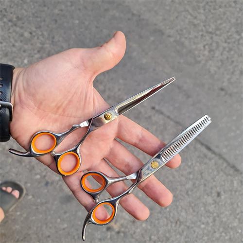 Kéo cắt tóc thép nhật FREELANDER LCC01