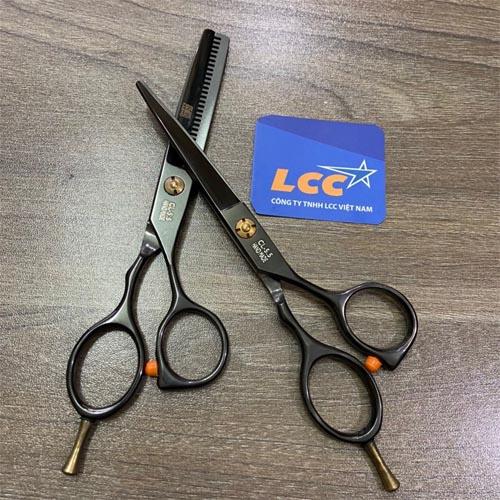 Kéo cắt tóc nhật Kasho CL-5.5 chuôi vua