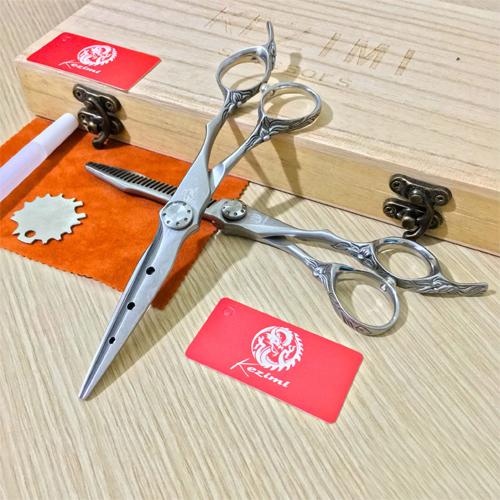 Kéo cắt tóc KEZIMI LH-6.0