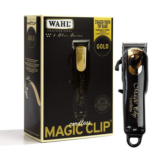 Tông đơ Wahl Magic Clip Gold 2021