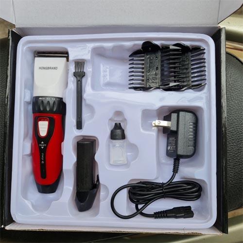 Tông đơ cắt tóc hai pin Hàn Quốc RFCD 828-1