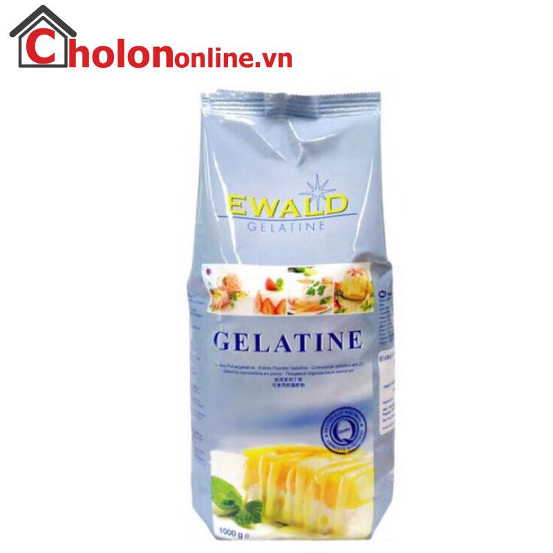 Bột Gelatin Đức Ewald 1kg