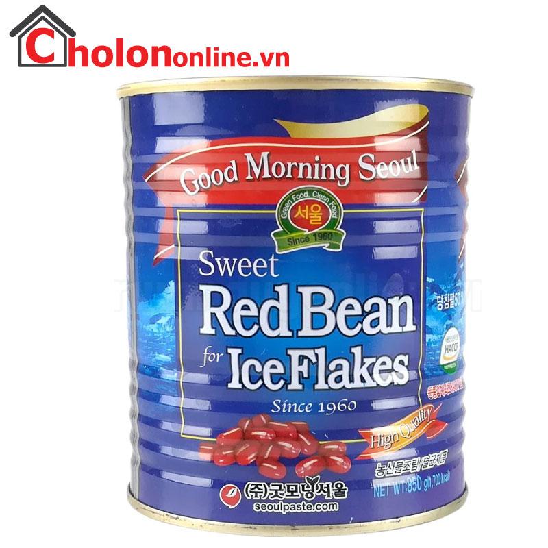 Đậu đỏ Good Morning Hàn Quốc 1kg