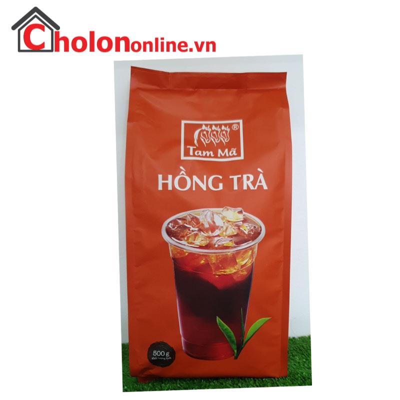 Trà Cozy Tam Mã hồng trà 500g