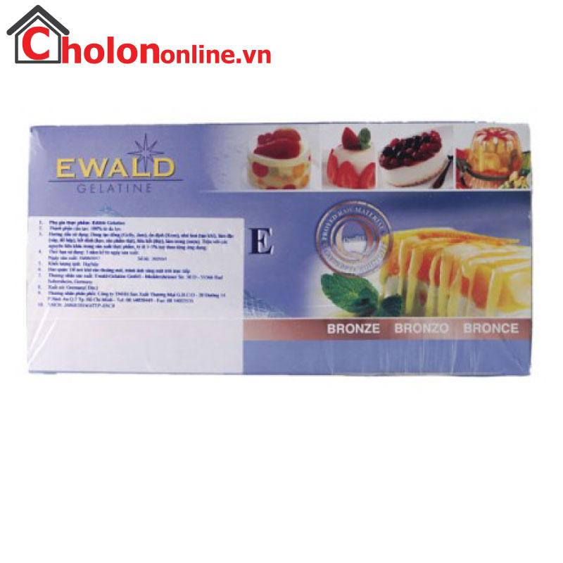 Gelatin lá Ewald hộp 1kg