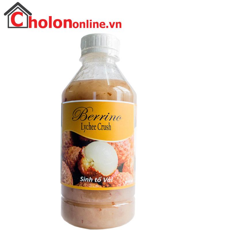 Sinh tố Berrino vải 1lít