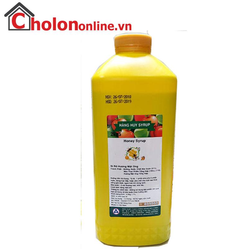 Siro Hàng Huy Hoàng kim 2,5kg - mật ong