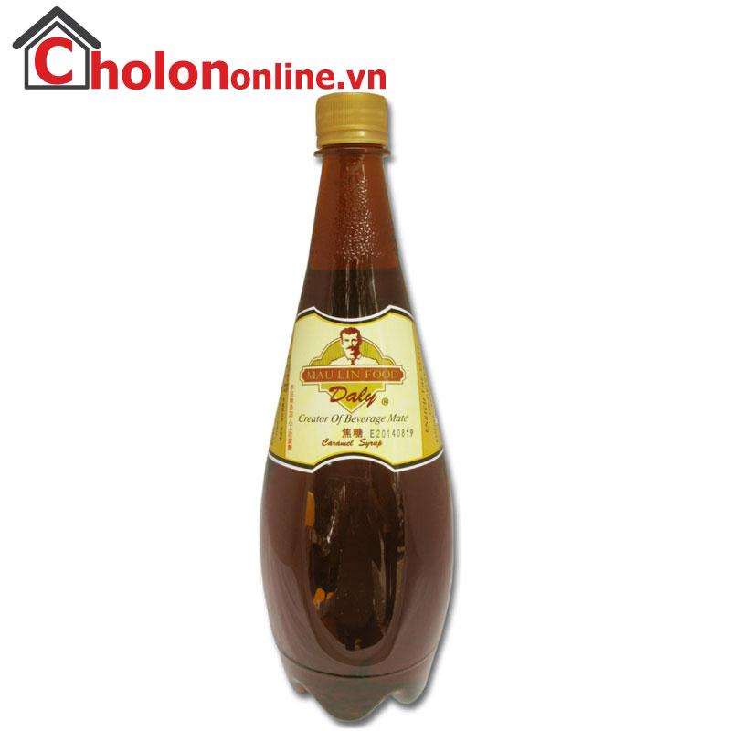 Sirô Maulin (Đài Loan) 1.3kg - Caramel