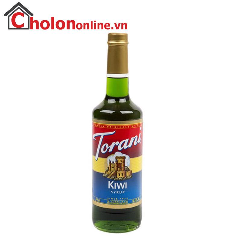 Sirô Torani (Mỹ) 750ml - Kiwi