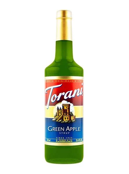 Sirô Torani (Mỹ) 750ml - táo xanh