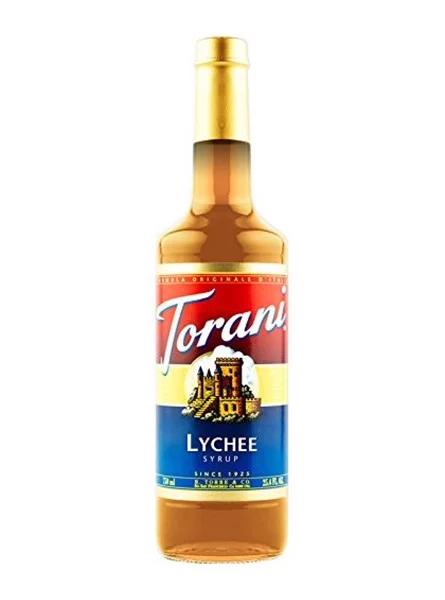 Sirô Torani (Mỹ) 750ml - vải