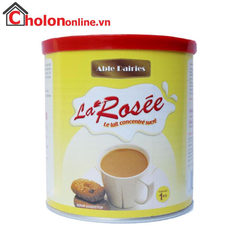 Sữa đặc có đường Larosse Malaysia 1kg có nắp giựt