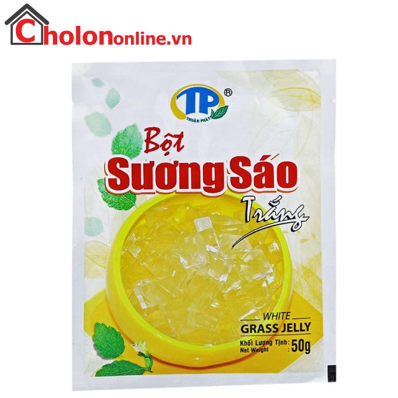 Bột sương sáo trắng Thuận Phát 50g