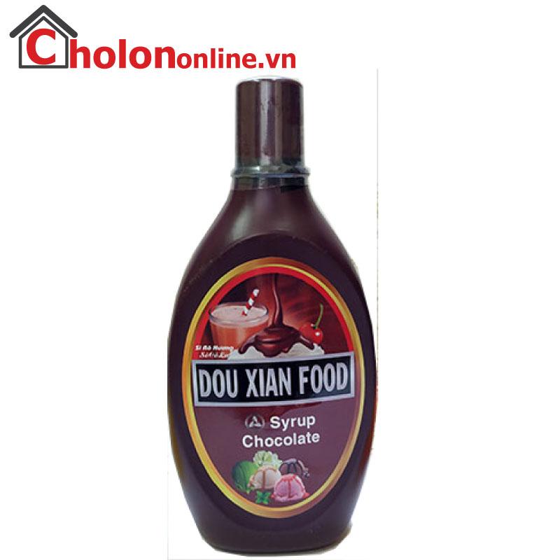 Sốt Hàng Huy socola 630g