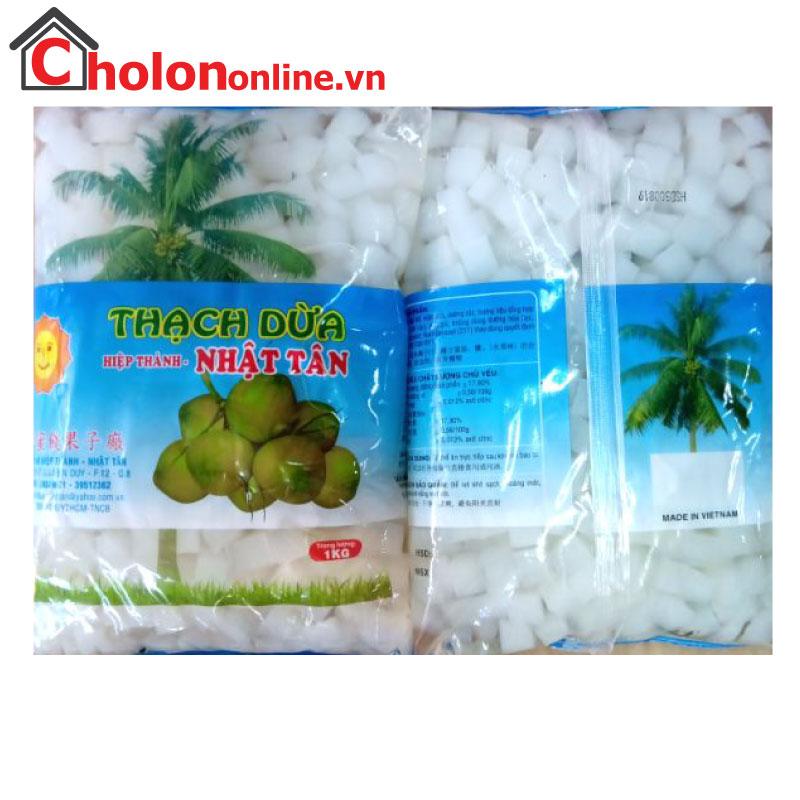Thạch dừa Nhật Tân 1kg