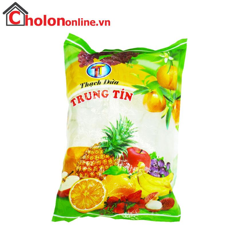 Thạch dừa Trung Tín 500g