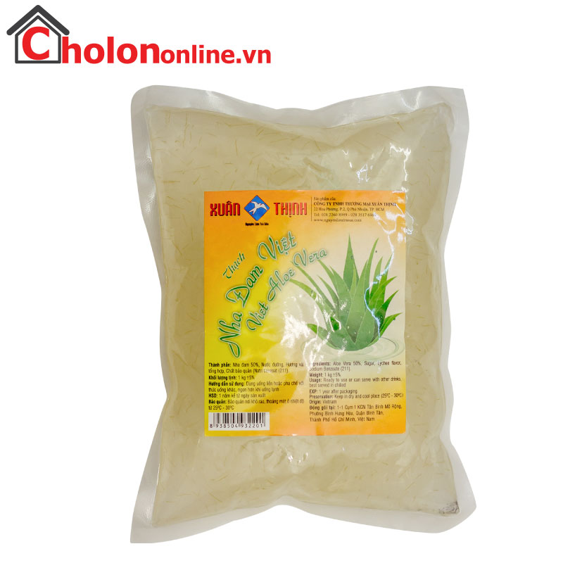 Thạch nha đam Xuân Thịnh 1kg