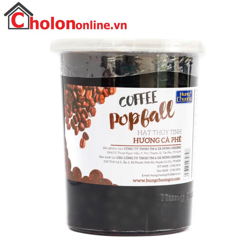 Thạch thuỷ tinh Hùng Chương cà phê 1kg
