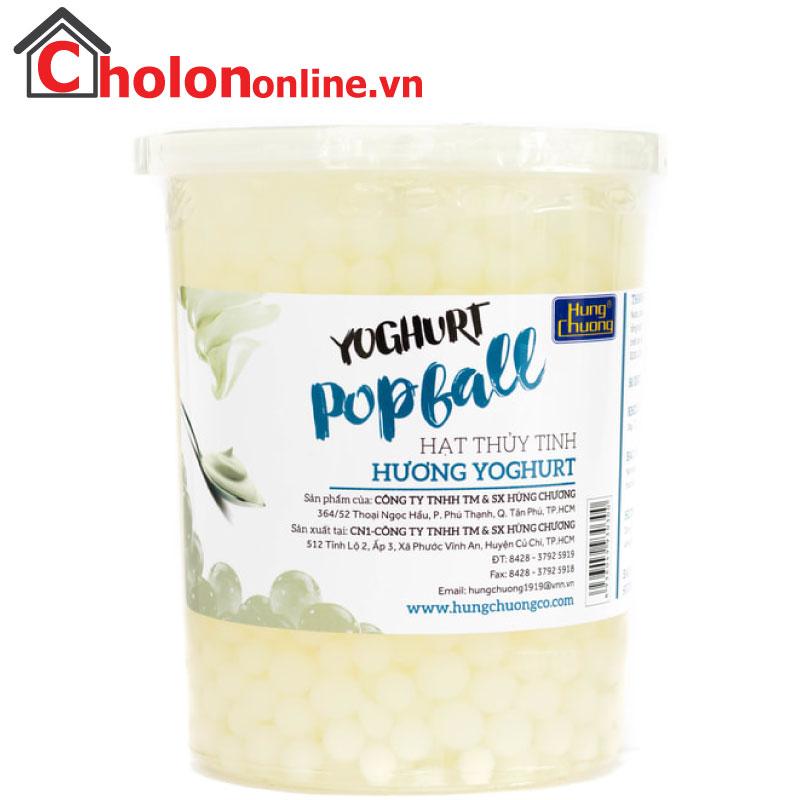 Thạch thuỷ tinh Hùng Chương Yoghurt 1kg