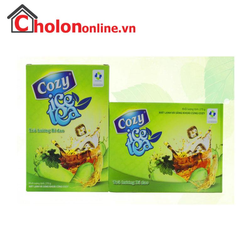 Trà Cozy ice tea bí đao 270g