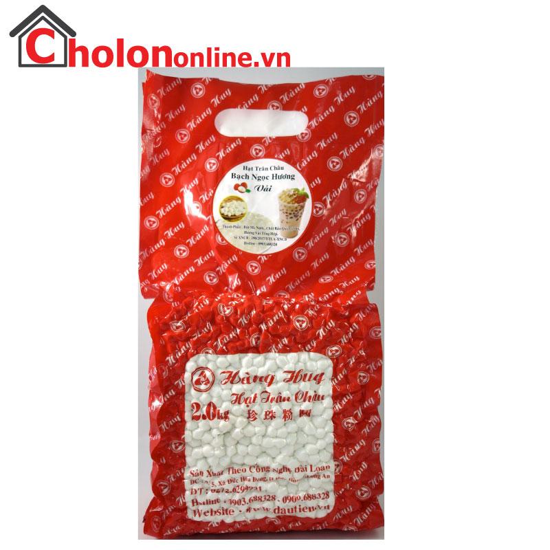 Trân châu Hàng Huy 2kg hương cà phê