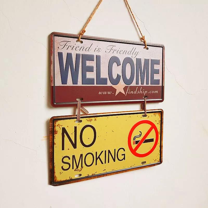 TRANH_THIEC_WELCOME_VA_NO_SMOKING_02