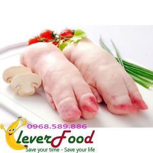 Móng Giò Lợn Đen