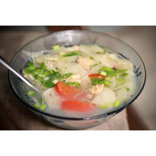 Cách nấu canh ngao chua