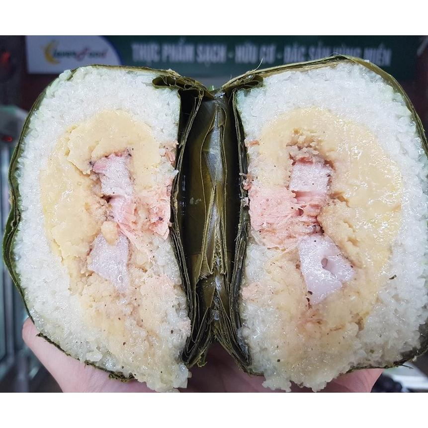 Quà tết: Bánh chưng Bờ Đậu