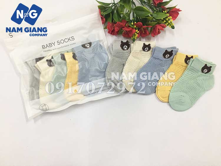 tat-luoi-so-sinh-baby-socks-set-5-doi
