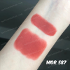 Son Shu Uemura Rouge Unlimited Matte M OR587 (Vỏ Đen)