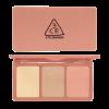 Phấn Bắt Sáng 3CE Strobing Skin Palette