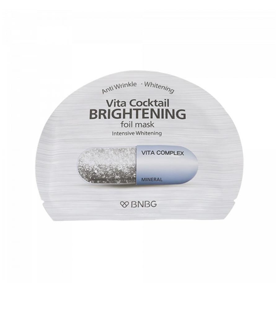 Mặt Nạ BNBG Vita Cocktail Foil Mask #Brightening