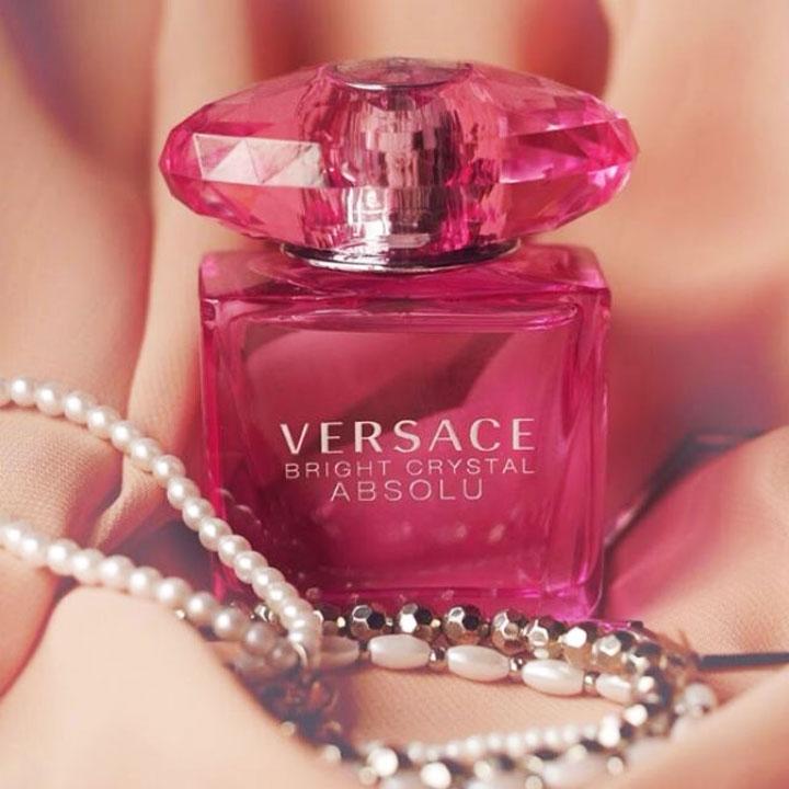Nước Hoa Versace Bright Crystal Absolu Edp 5Ml