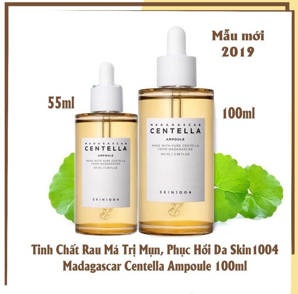 Tinh Chất rau má Skin1004 Madagascar Centella Ampoule 100ml