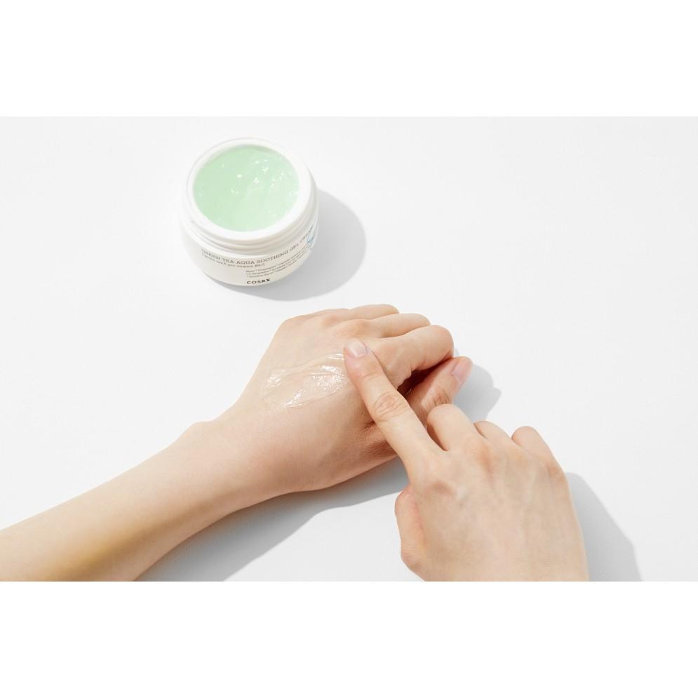 Kem Dưỡng Cosrx Green Tea Aqua Soothing Gel Cream 50ml