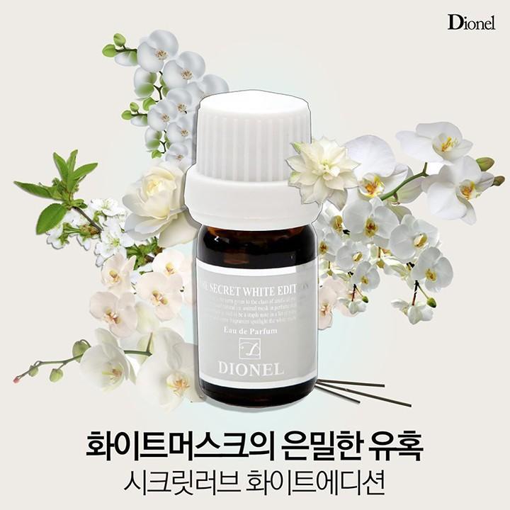 Nước Hoa Dionel Secret Love White Edition 5Ml