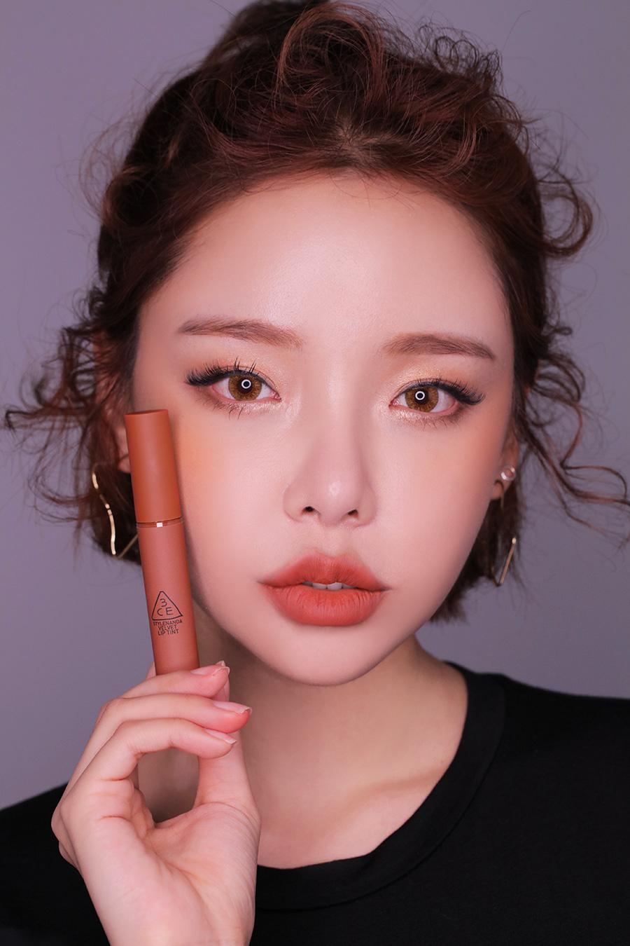 Son 3CE Velvet Lip Tint #Going Right