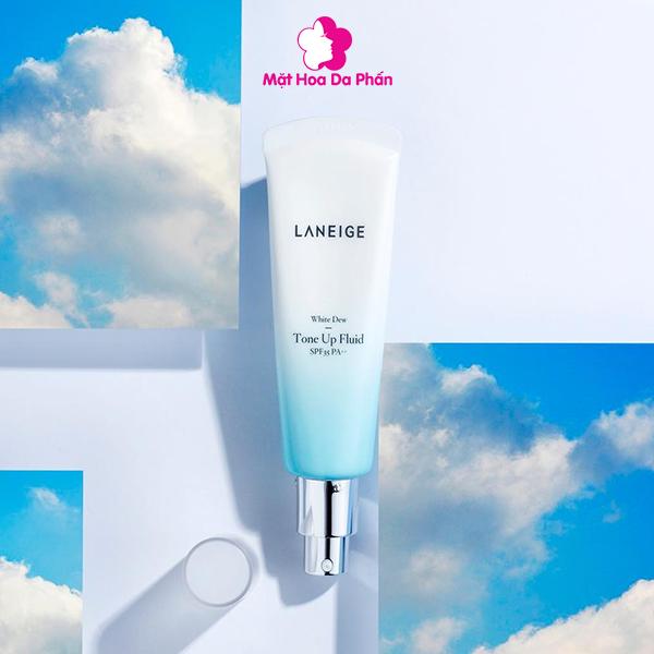 Sữa Dưỡng Laneige White Dew Tone Up Fluid 50ML