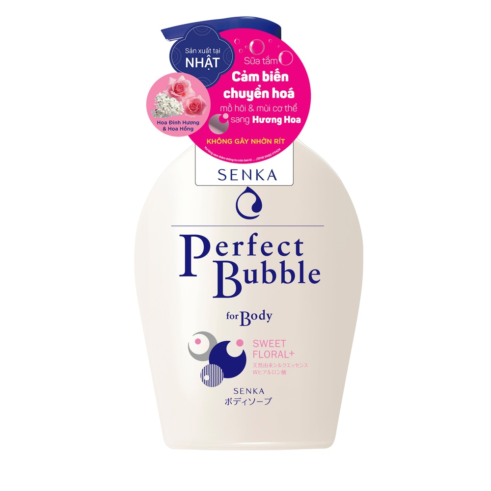 Sữa Tắm Perfect BuBB Creamle For Body Sweet Floral+