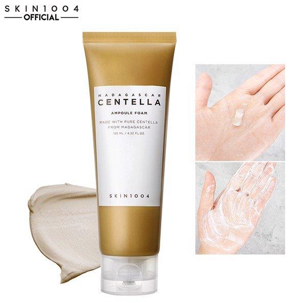Sữa Rửa Mặt Skin1004 Madagascar Centella Ampoule Foam 125ml