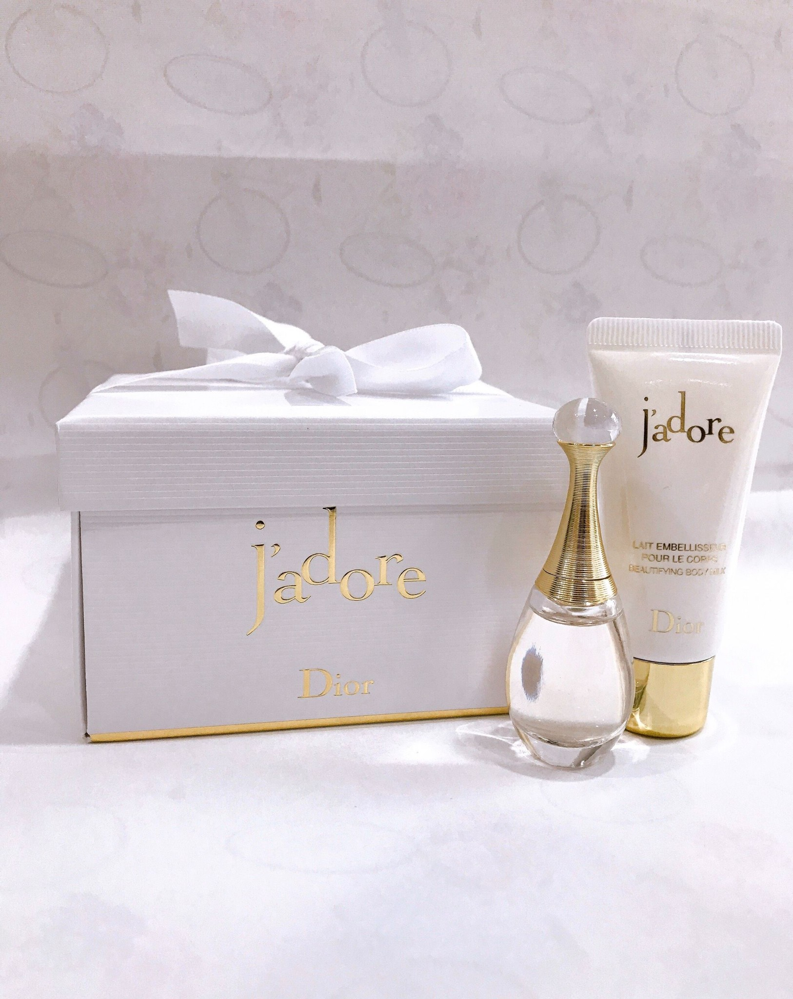 Set Giftset Dior J'adore Mini Deluxe EDP ( Nước Hoa + Lotion)