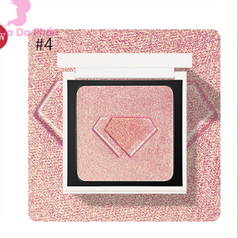 Phấn Bắt Sáng Focallure Diamond Glow Highlighter FA-81 #04 Rose Radiance