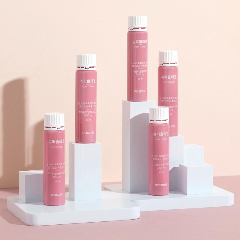 TPCN Nước Uống Collagen Vital Beautie Program Super Collagen 3300mg (60 Chai)