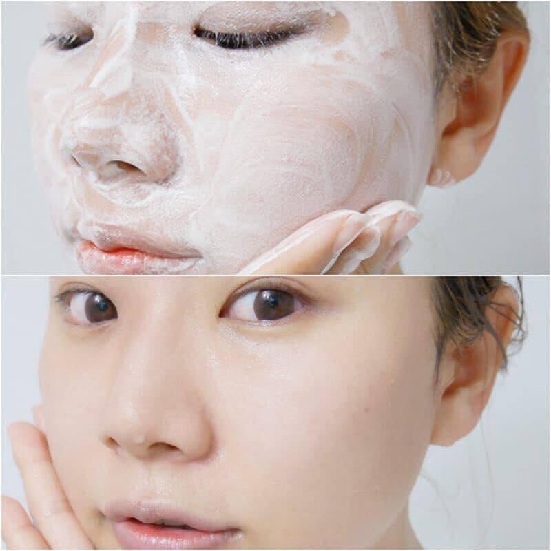 Sữa rửa mặt Muji Face Soap 120G