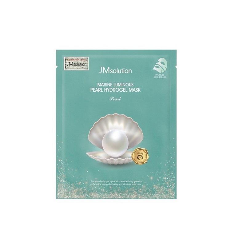 Mặt Nạ JM Solution Marine Luminous Pearl Hydrogel Mask